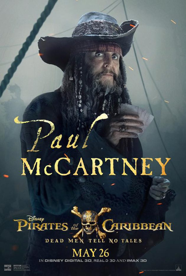 Pirates Of The Caribbean 6 Ensi-Ilta