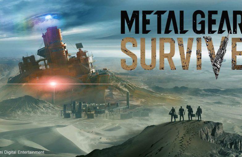 E3: Ilman Hideo Kojimaa kehitetty Metal Gear Survive lykätty ensi vuoteen