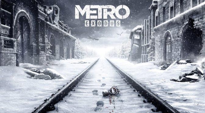 E3: Uuden Metro Exodus -pelin traileri johti harhaan – maailma ei olekaan avoin