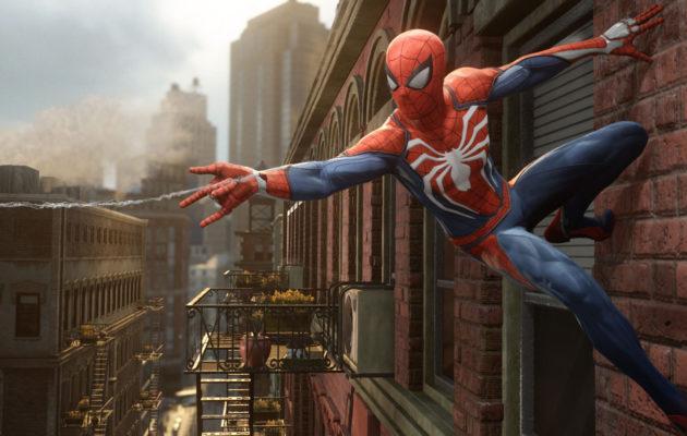 E3: PS4:n Spider-Manissa ei voi tappaa vihollisia – Pelaamaan pääsee myös Peter Parkerilla