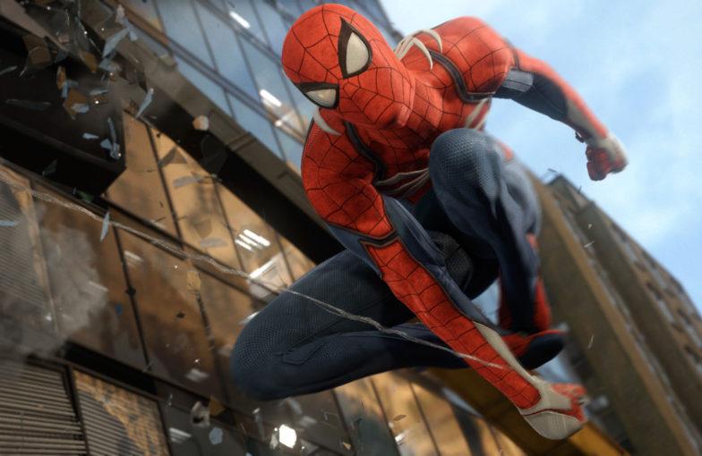 E3: Spider-Man -pelin E3-paneelissa syttyi tulipalo, josta selvittiin säikähdyksellä