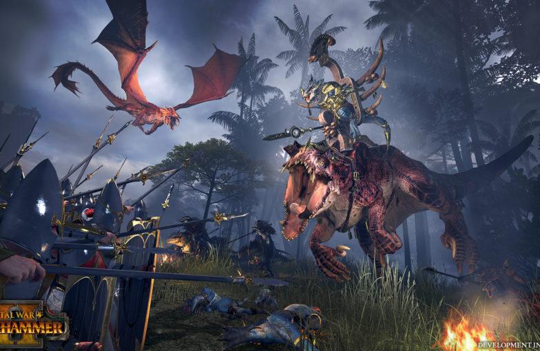 Total War: Warhammer 2 julkaistaan syyskuun lopulla – Edellisen pelin sisältö siirtyy uuteen osaan