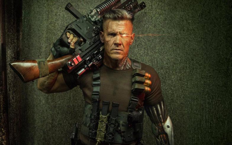 Kuva: Näin massiivinen Cable oli Deadpool 2:n alkuperäisissä luonnoksissa
