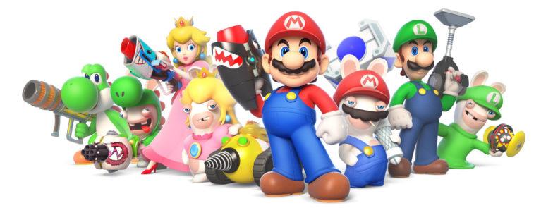 Mario + Rabbids: Kingdom Battle