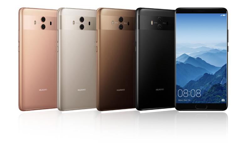 Huawei Päivitys