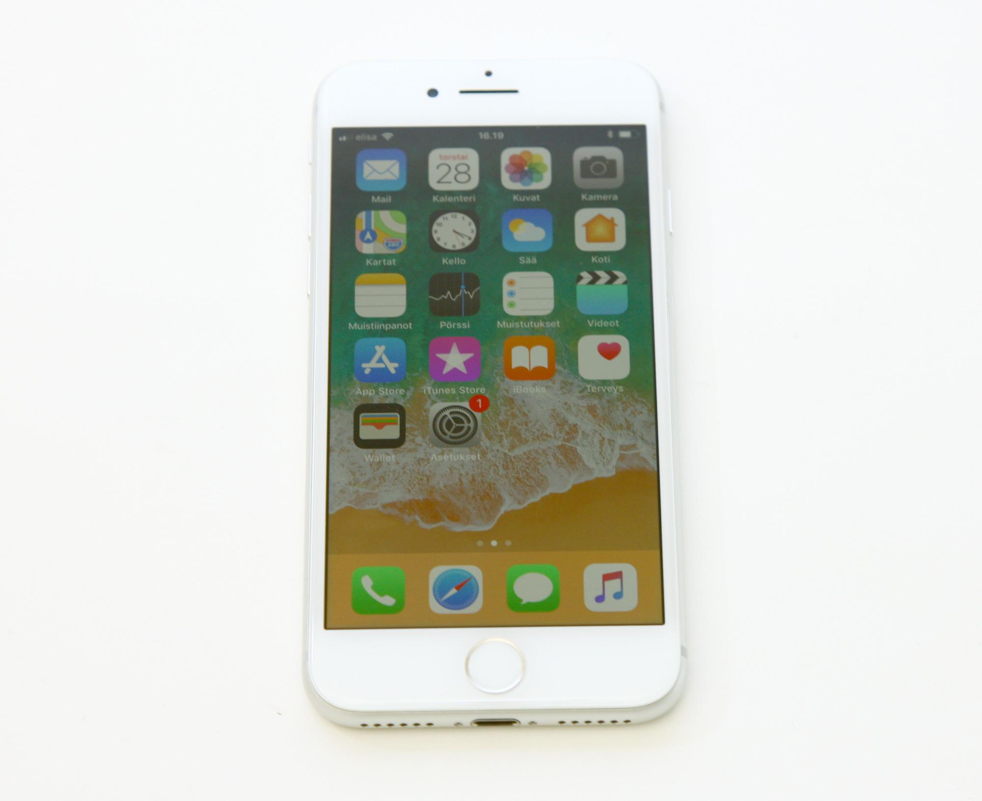 Samsung Galaxy S7 32GB lypuhelin (kulta)