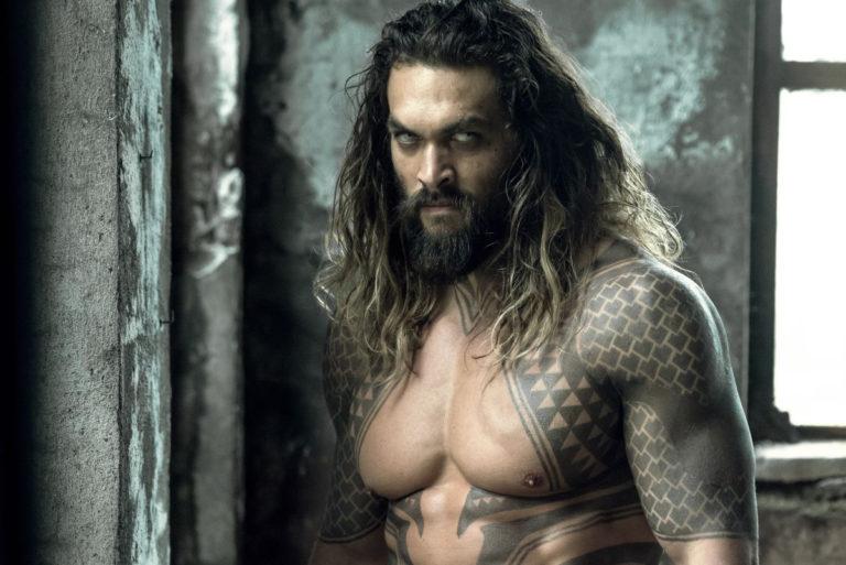 Aquaman / Jason Momoa