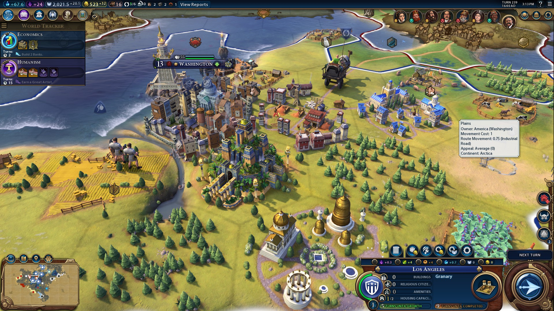 How To Build Great Library Civ