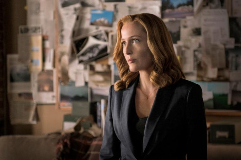 The X-Files / Gillian Anderson