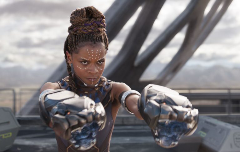 Black Panther / Letitia Wright