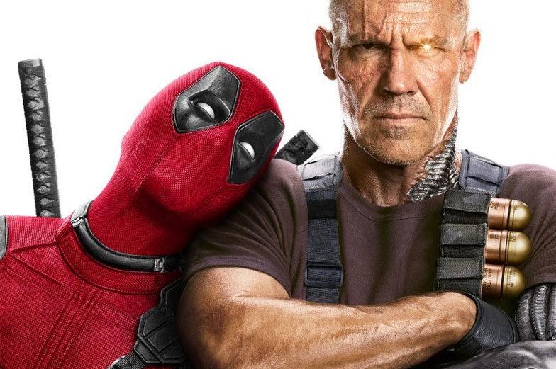"""Deadpool 2:n pian julkaistavaan """"teiniversioon"""" kuvattiin uutta materiaalia vielä varsinaisen ..."""
