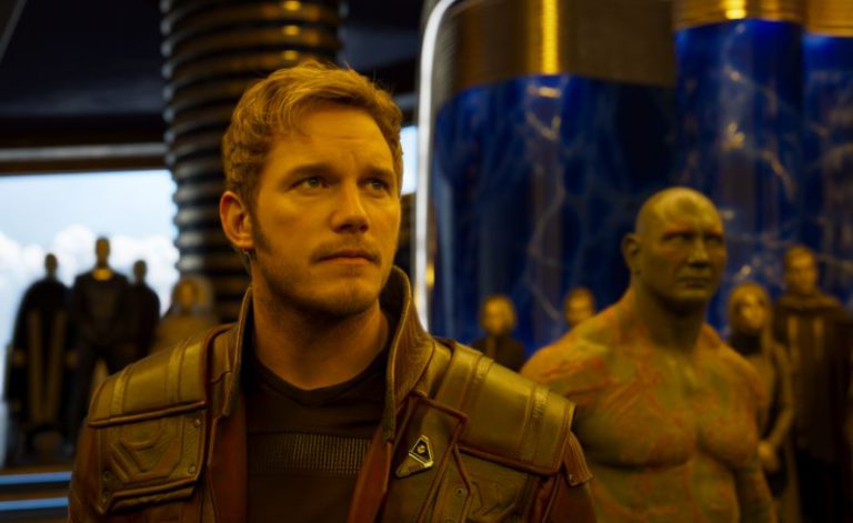 Guardians of the Galaxy 2 / Chris Pratt