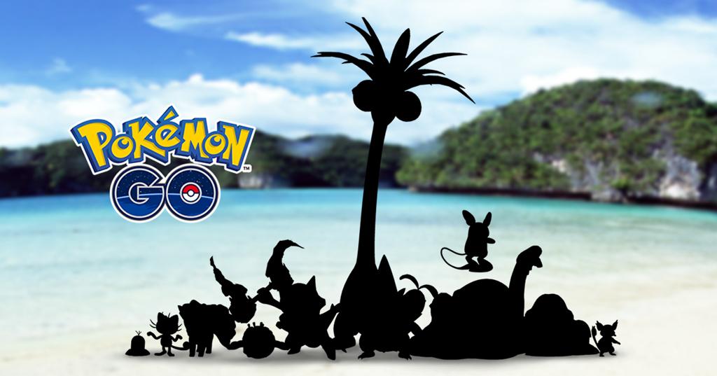 Eksoottiset Alola Muodot Valtaavat Pokemon Go N Muropaketti Com