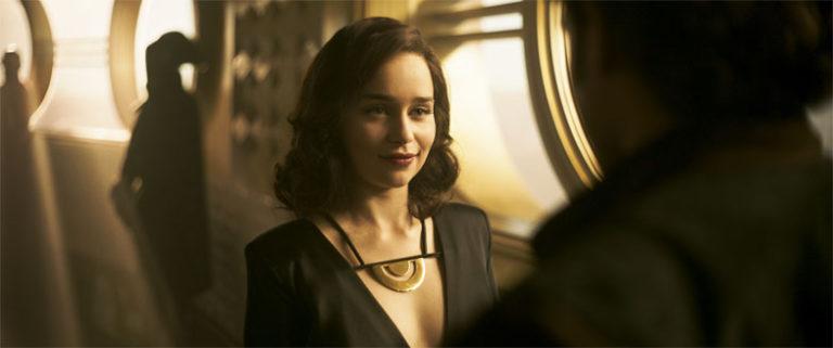 Solo A Star Wars Story / Emilia Clarke