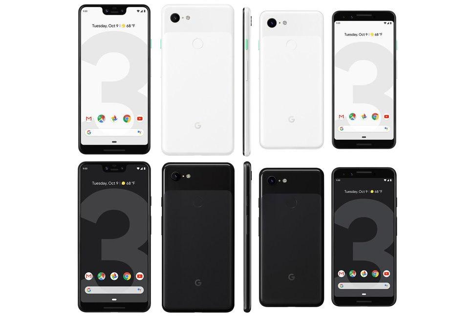 Käyttäjä yritti palauttaa viallisen Google Pixel 3