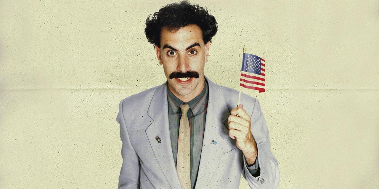 Nyt v-ttuillaan Donald Trumpille päin naamaa - Borat 2:n ...