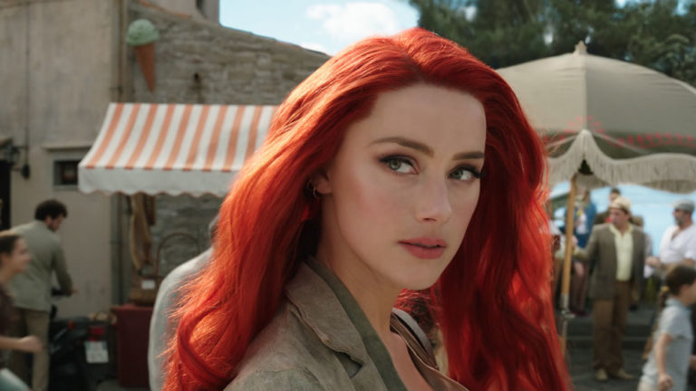 Aquaman / Amber Heard