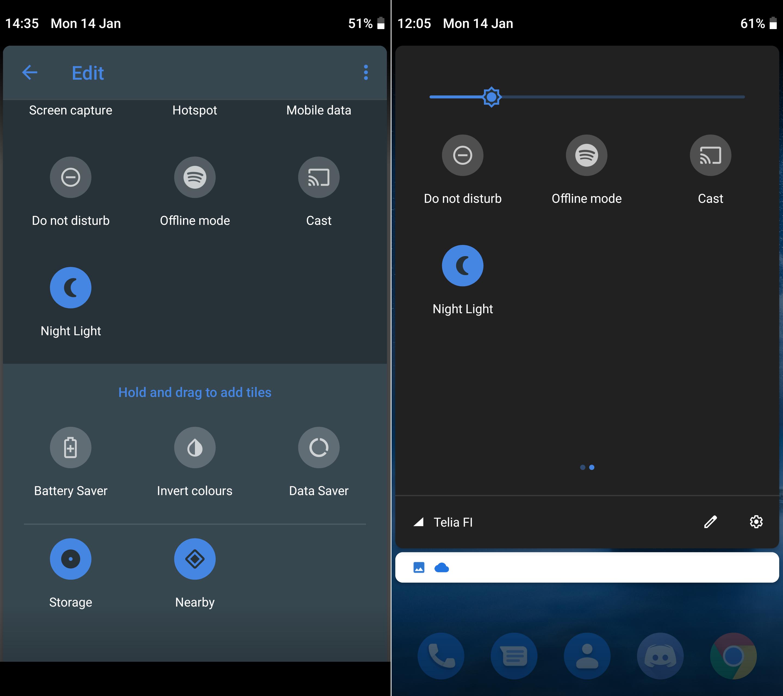Android Käyttöjärjestelmän Päivitys