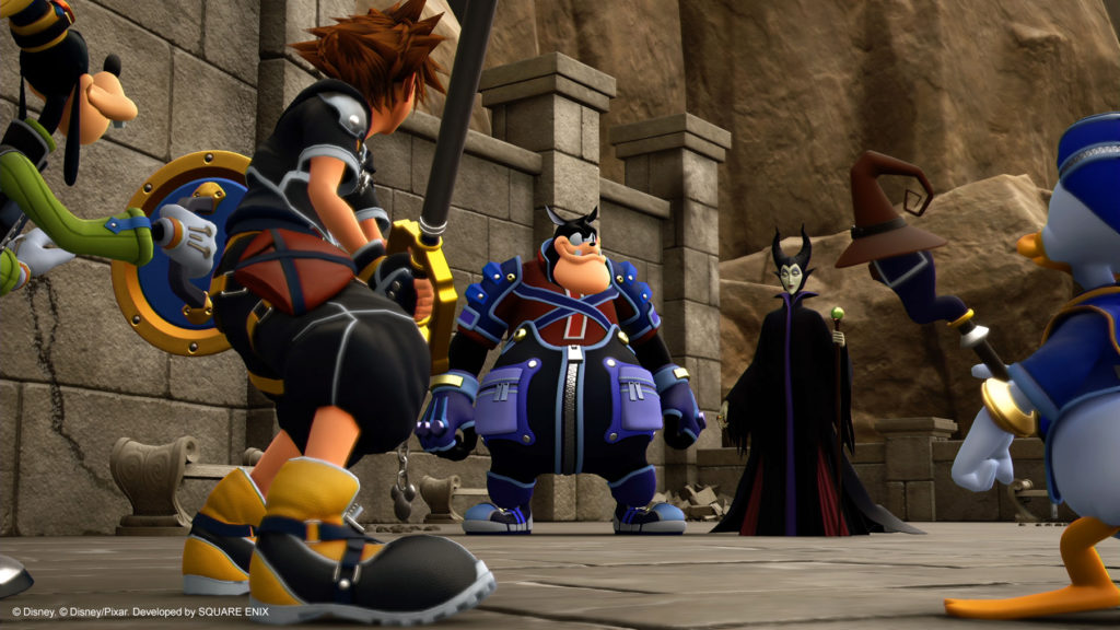 Kingdom Hearts 3 Arvostelu