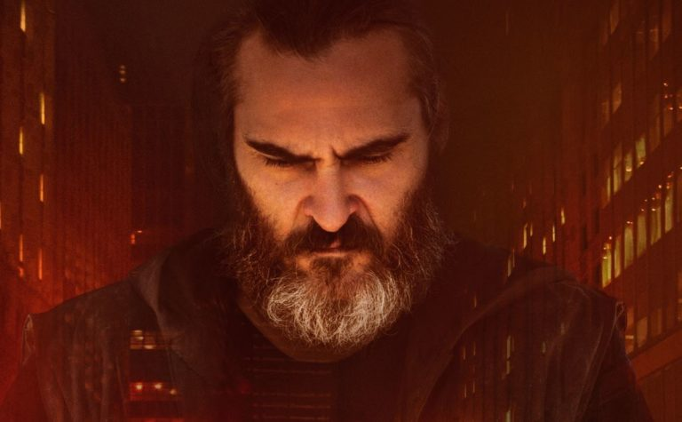 You Were Never Really Here / Joaquin Phoenix