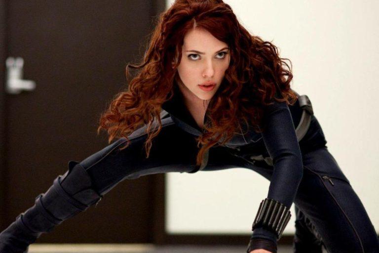 Iron Man 2 / Scarlett Johansson