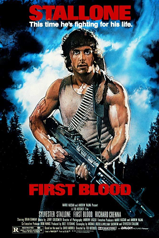 Rambo juliste