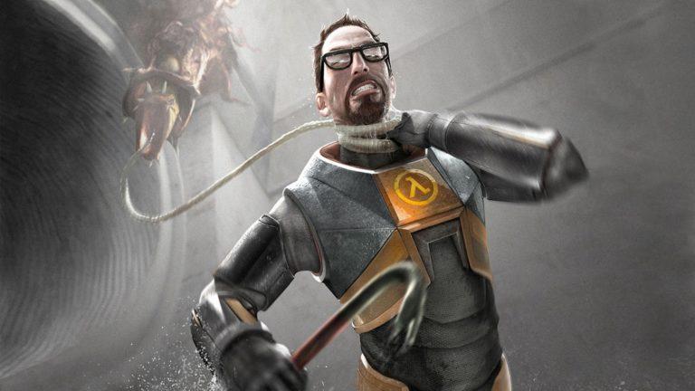 Half-Life-kuvakaappaus.