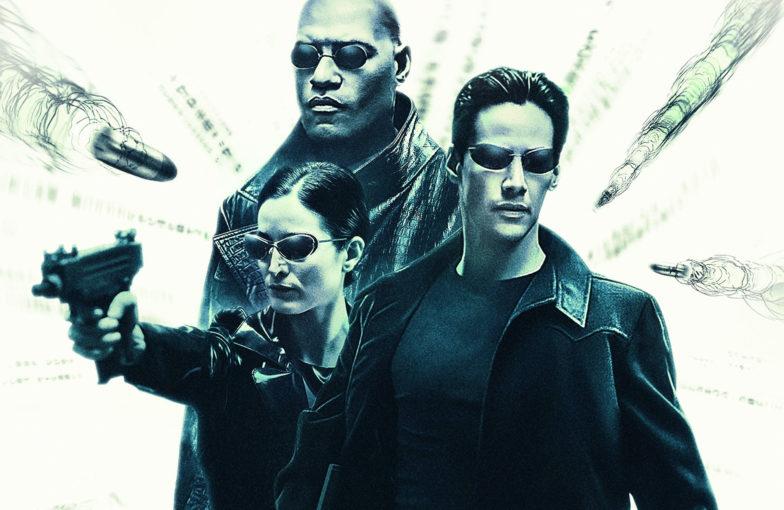 Matrix Elokuva