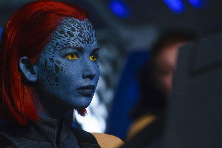 X-Men Dark Phoenix / Jennifer Lawrence