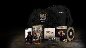 AMD 50 anniversary bundle