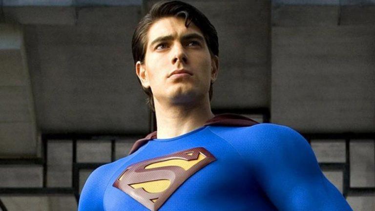 Brandon Routh - Superman Returns