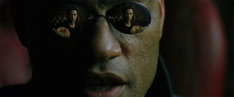 Matrix / Laurence Fishburne