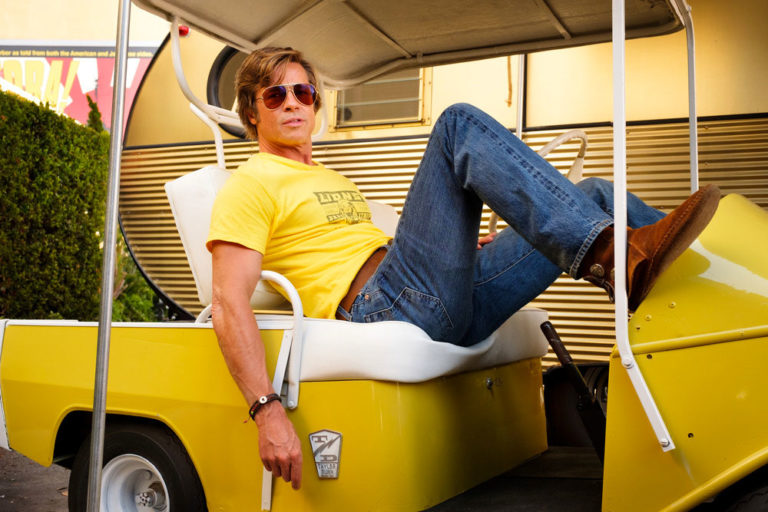 Brad Pitt / Once Upon a Time in Hollywood