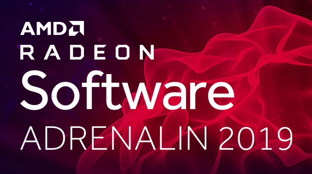 AMD Radeon Software Adrenalin 2019