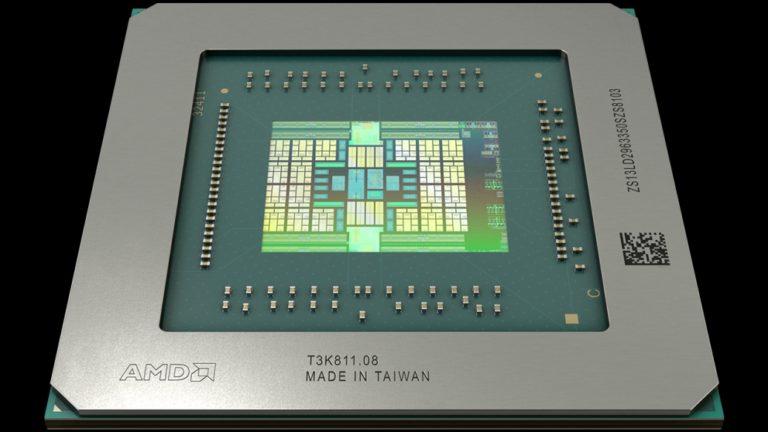 Radeon Pro 5000M