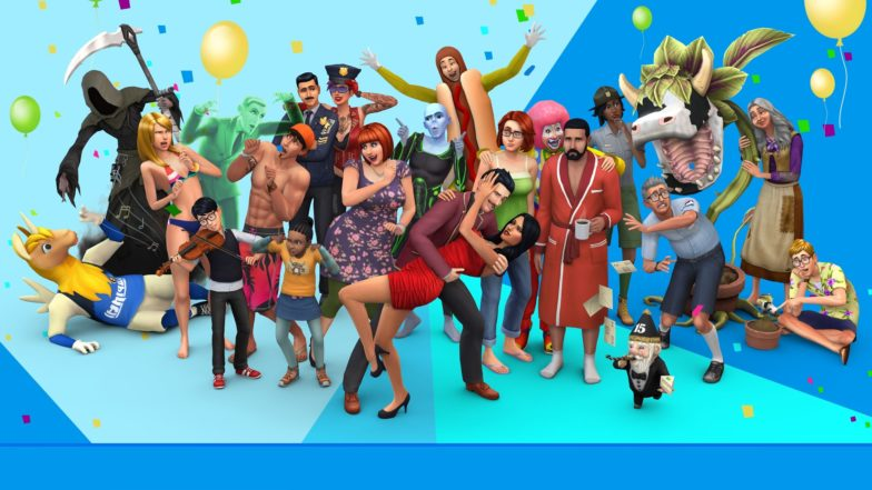 The Sims Pelit