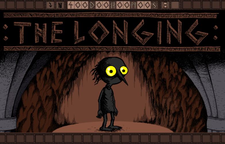 The Longing kansikuva