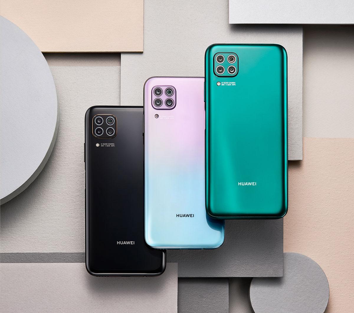 Huawei Päivitykset