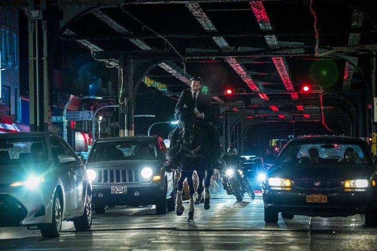 John Wick 3 / Keanu Reeves
