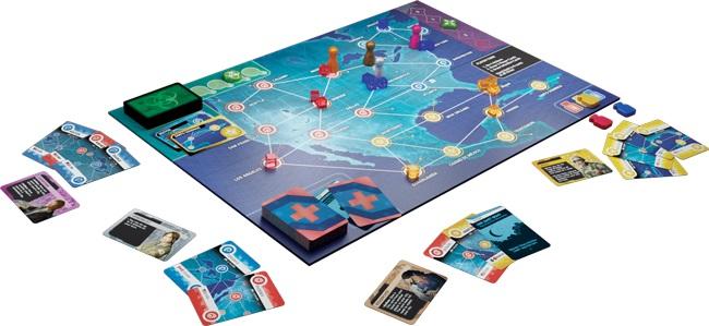 Pandemic Lautapeli