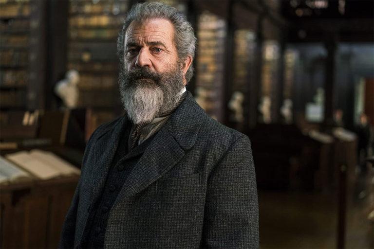 Professor and Madman / Mel Gibson