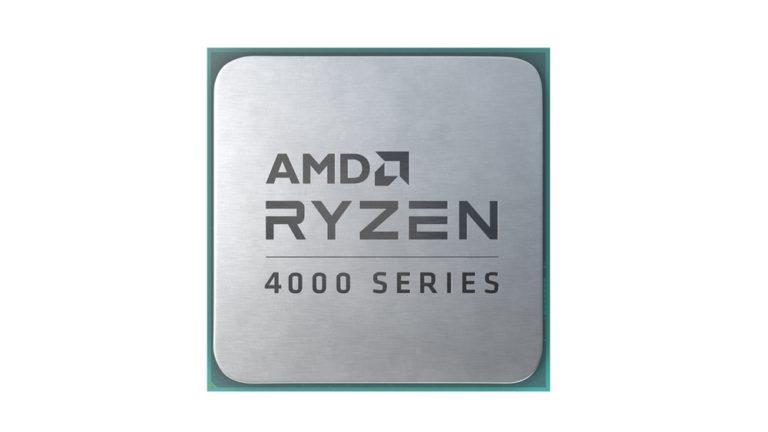 AMD Ryzen 4000 G ylikellotus