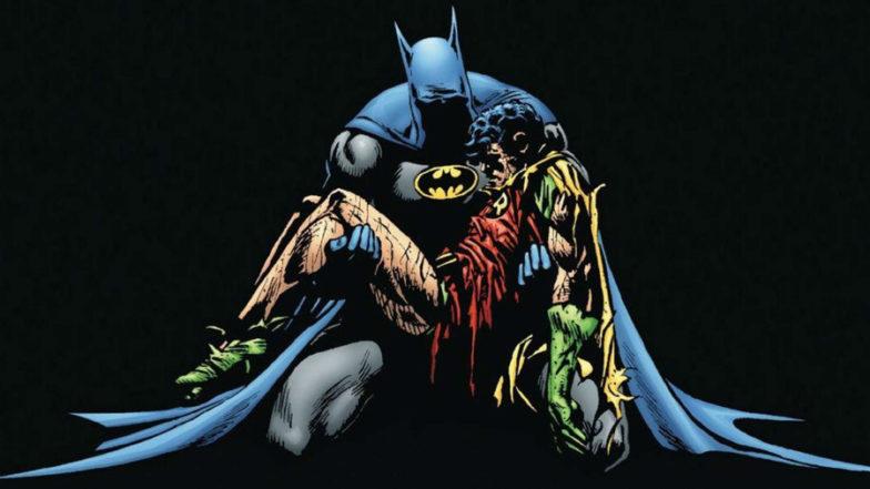 Batman Esittäjä