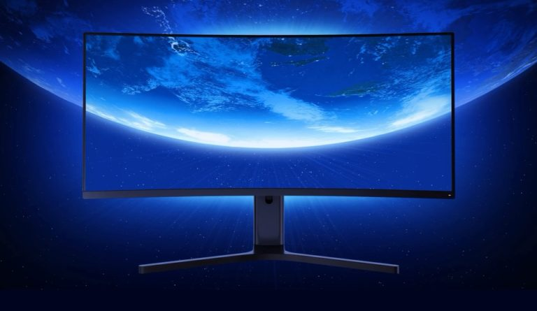 Mi 34 Curved Gaming Monitor