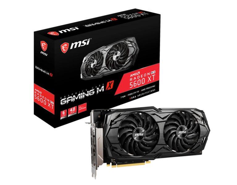 MSI Radeon RX 5600 XT Gaming MX