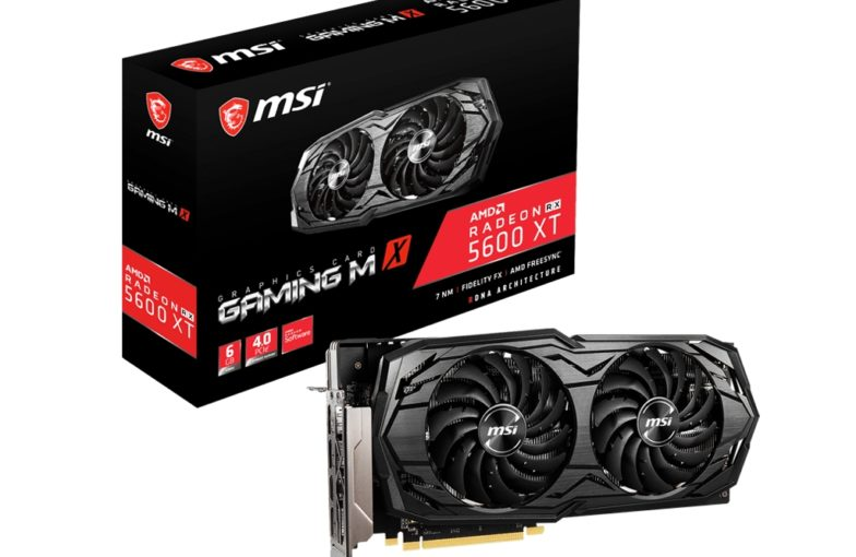 MSI Radeon RX 5600 XT Gaming MX