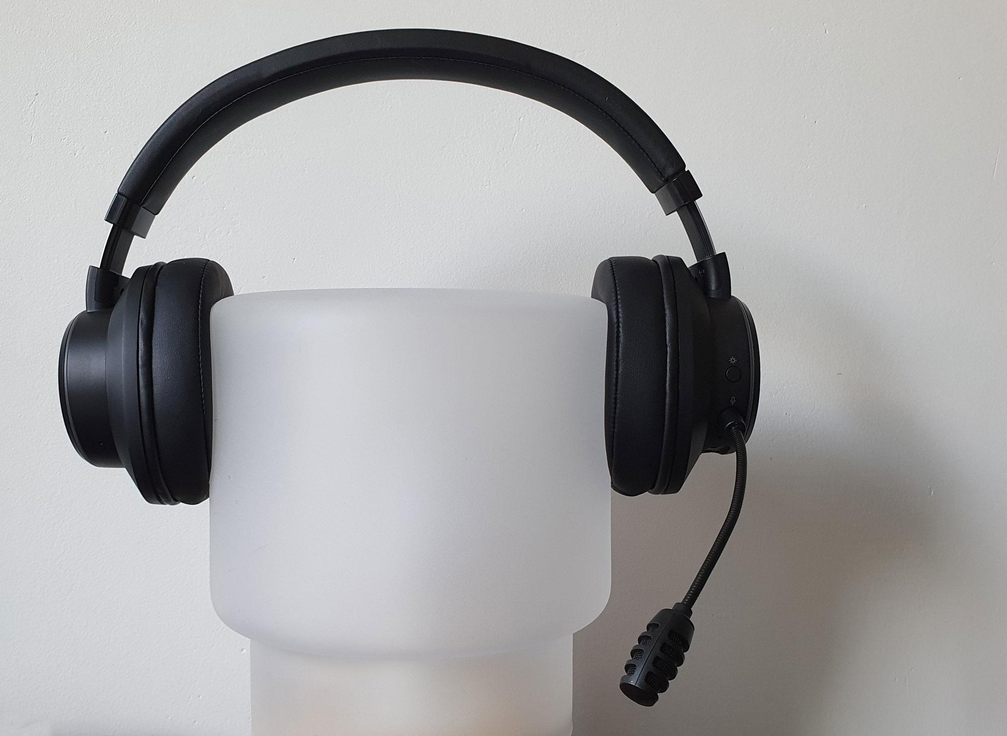 Mikrofoni Kuulokkeisiin