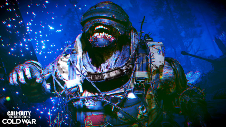 Call of Duty Black Ops Cold War Zombi