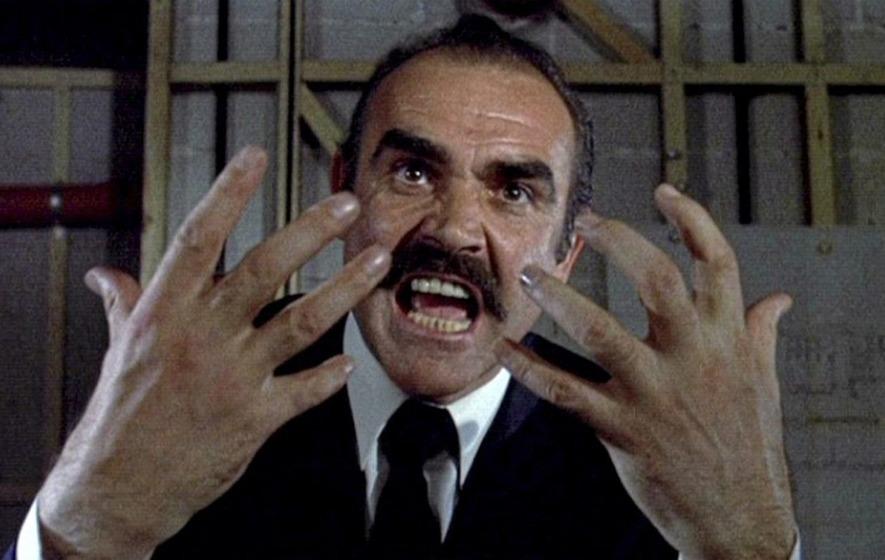 Sean Connery Elokuvat