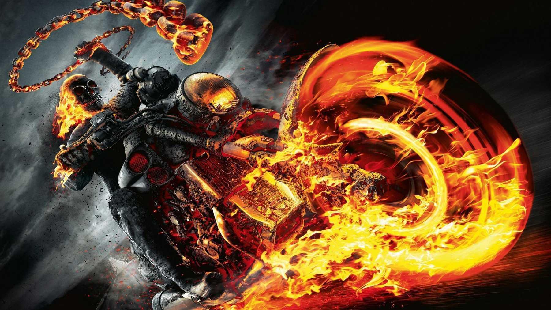 Ghost Rider Koston Henki